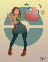 Getting Jiggy with Jiggly. by Chansey123