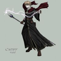 Commission 2 Part 1- Caitiff by animetayl