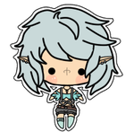 Mini Chibi for Guilty Blaster by SteffieSilva
