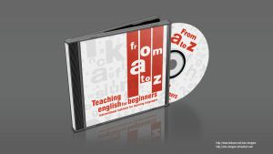 Cd Cover from A to Z by solo-designer