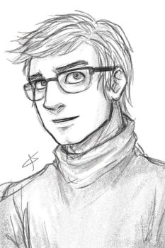 Ford (young) by WinterMaiden11