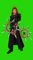 MMD Axel Stock by koora-the-tigeress