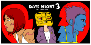 Date Night 3 - Cover by EarthmanPrime