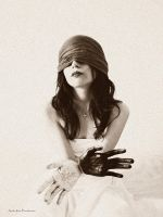 Eliza- sepia by visionofhappiness