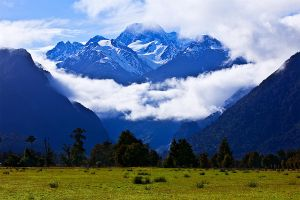 Mount Cook - New Zealand by 1-Brennan-1