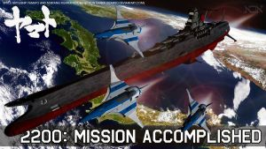 2200: Mission Accomplished by AbaKon