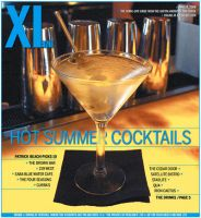 XL Cover: Hot Summer Cocktails by TrulyGreatMadness