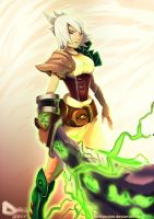 Riven by slinkyonion