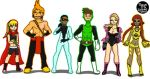 Original Characters Roster 1 by OUC