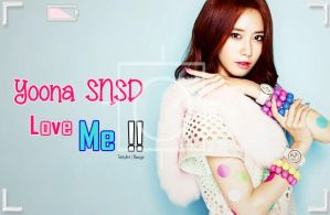 Wallpaper Yoona SNSD by Costaria23