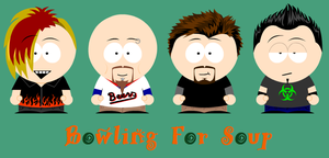 Bowling For Soup - South Park by killALLthezombies