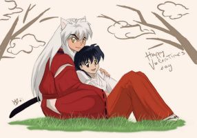 Happy Valentine's day by linxchan91