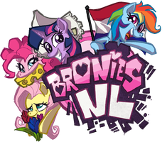 BroniesNL official logo by TheArtrix
