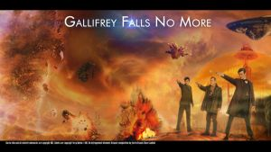 Gallifrey Falls No More by VortexVisuals
