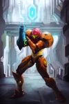 Samus By Thiago Almeida-d5i21f8 by barghestperlinpinpin