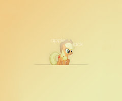 Applejack Android Wallpaper -960x800- by gandodepth