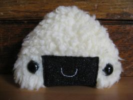 Onigiri Mini Plushie by CreativeSoup