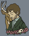 Will + Stag by checkmyshoe123