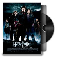 Harry Potter and the Goblet of Fire by Natzy8
