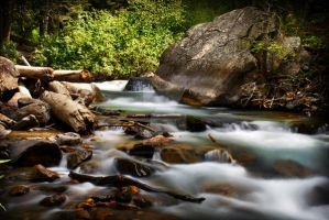 american fork river hdr shot by houstonryan