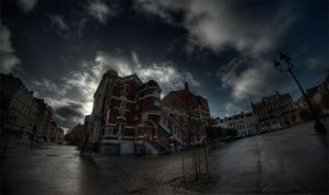 Lille - red bricks by bubus666