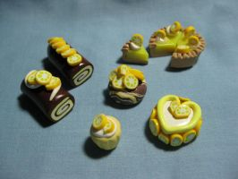 Sculpey-Lemon Spread by okapirose