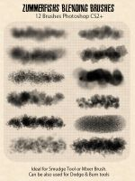 Zummerfish's Blending Brushes by zummerfish
