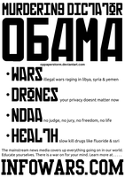 Obama InfoWars by OpPaperStorm