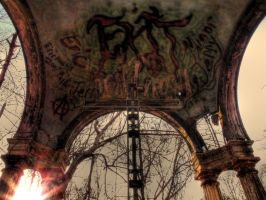 Hell House Alter 3 by Scipio164