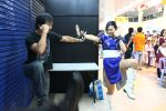 Chun Li does Muay Thai by jnalye