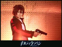 Guilty Crown: Ouma Shu by yumi-ojou-sama