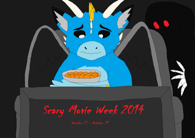 Scary Movie week 2014 by nissandriver217