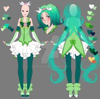 Cure Mint - Grown-up Design by rika-dono