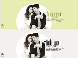 [Quotes Cover] Lee SungKyung Nam JooHyuk YG by linhchinie