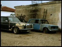 Old Cars by ecmemr