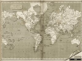 World 1820 by klen70