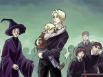 Draco and James by clefchan