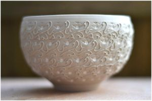 Chawan Alba WIP by ClaireBriant
