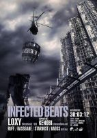 ::: Infected Beats I ::: by donanubis