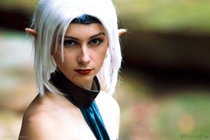 Dragon Age: Origins - Elvhenan 2 by HayleyElise