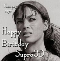Nampeyo Happy birthday meme copy by Paudraic