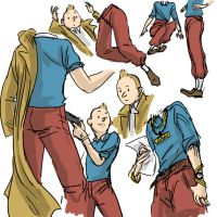 I want tintin's pants by severusgraves