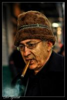 Brown Cigar by DorTzemach