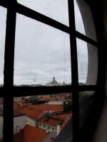 Window view by Baltagalvis
