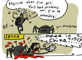 The Dark Tower, doodle 7 by Ayej