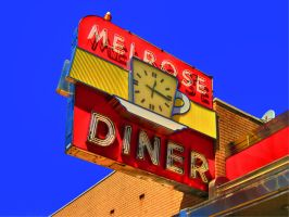 The Melrose Diner by RaySark
