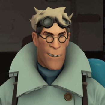 The BLU Medic- Animated 12.9Mb by SanctusCecidit