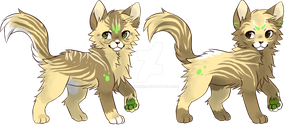 Cat custom batch 1 for laugh1ngJAcK by Koiremains