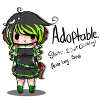 Adoptable by xDeliciousDemise