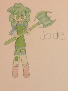Jade by Razorwingproject201